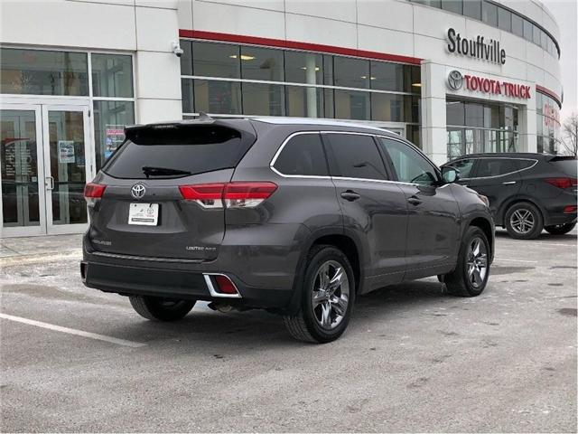2017 Toyota Highlander Limited (Stk: P1655) in Whitchurch-Stouffville - Image 5 of 21