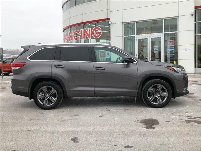 2017 Toyota Highlander Limited (Stk: P1655) in Whitchurch-Stouffville - Image 6 of 21