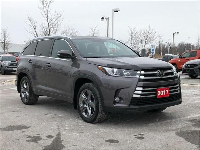 2017 Toyota Highlander Limited (Stk: P1655) in Whitchurch-Stouffville - Image 7 of 21