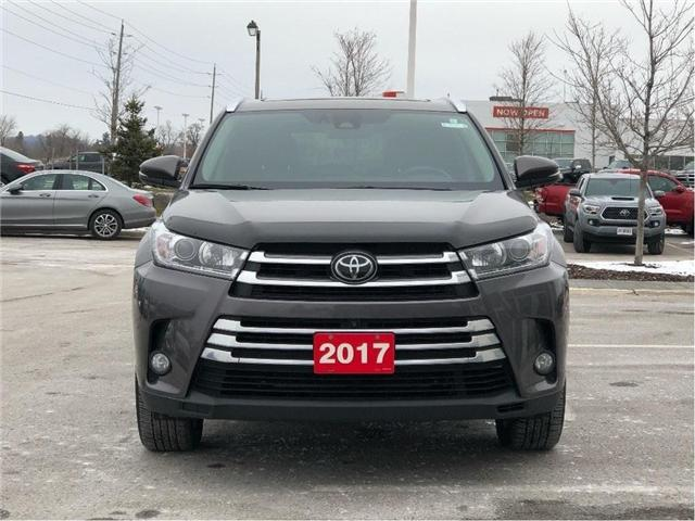 2017 Toyota Highlander Limited (Stk: P1655) in Whitchurch-Stouffville - Image 8 of 21