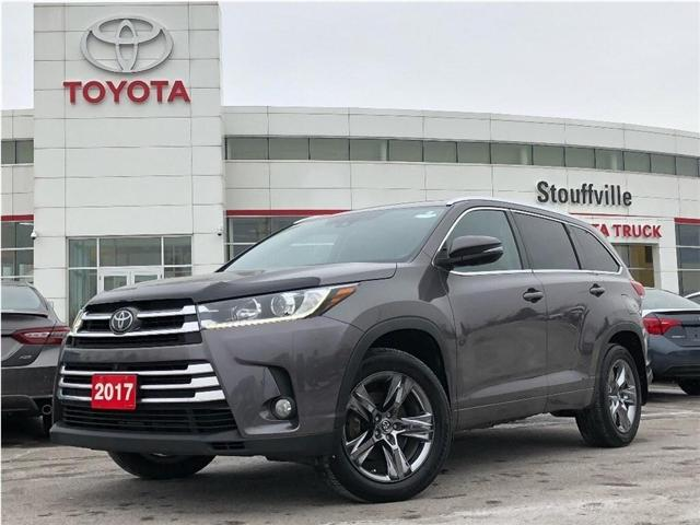 2017 Toyota Highlander Limited (Stk: P1655) in Whitchurch-Stouffville - Image 9 of 21