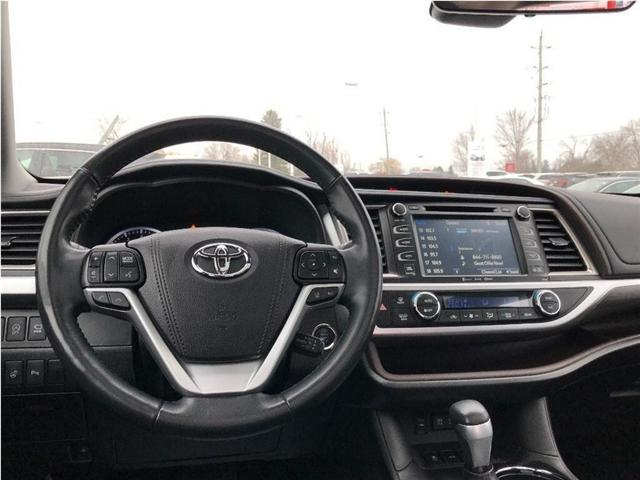 2017 Toyota Highlander Limited (Stk: P1655) in Whitchurch-Stouffville - Image 12 of 21