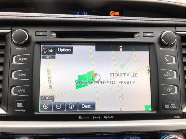 2017 Toyota Highlander Limited (Stk: P1655) in Whitchurch-Stouffville - Image 16 of 21
