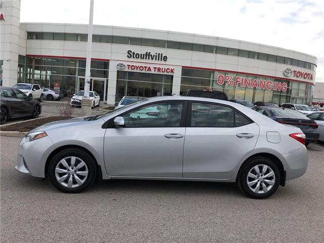 2016 Toyota Corolla LE (Stk: P1672) in Whitchurch-Stouffville - Image 2 of 21