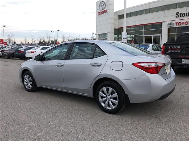 2016 Toyota Corolla LE (Stk: P1672) in Whitchurch-Stouffville - Image 3 of 21