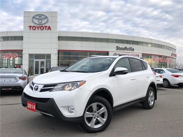 2014 Toyota RAV4  (Stk: 190223A) in Whitchurch-Stouffville - Image 1 of 22