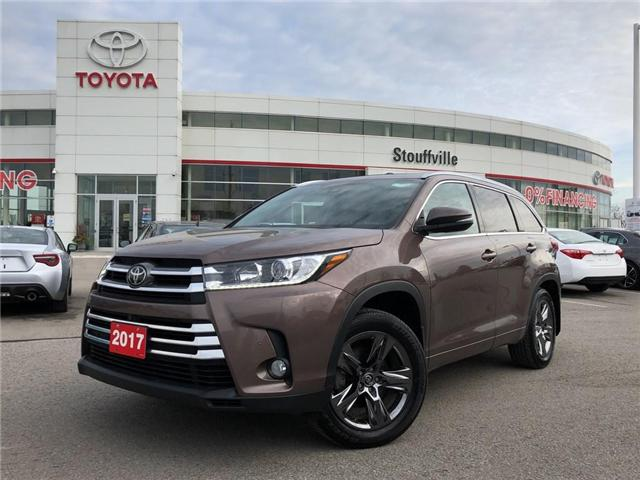 2017 Toyota Highlander  (Stk: 180299AA) in Whitchurch-Stouffville - Image 1 of 25