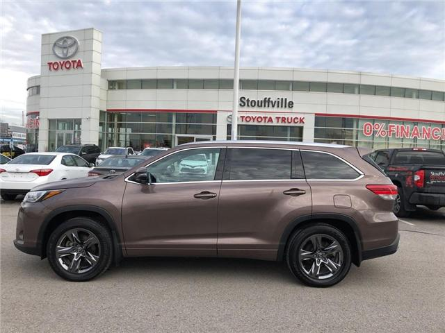 2017 Toyota Highlander  (Stk: 180299AA) in Whitchurch-Stouffville - Image 2 of 25