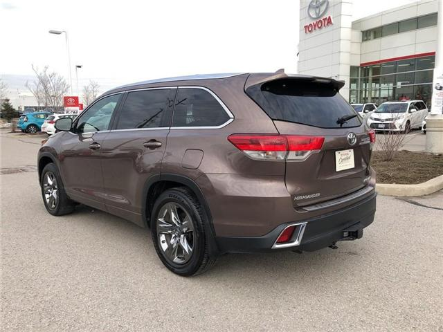 2017 Toyota Highlander Limited (Stk: 180299AA) in Whitchurch-Stouffville - Image 3 of 25
