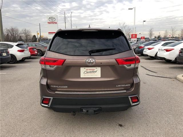 2017 Toyota Highlander Limited (Stk: 180299AA) in Whitchurch-Stouffville - Image 4 of 25