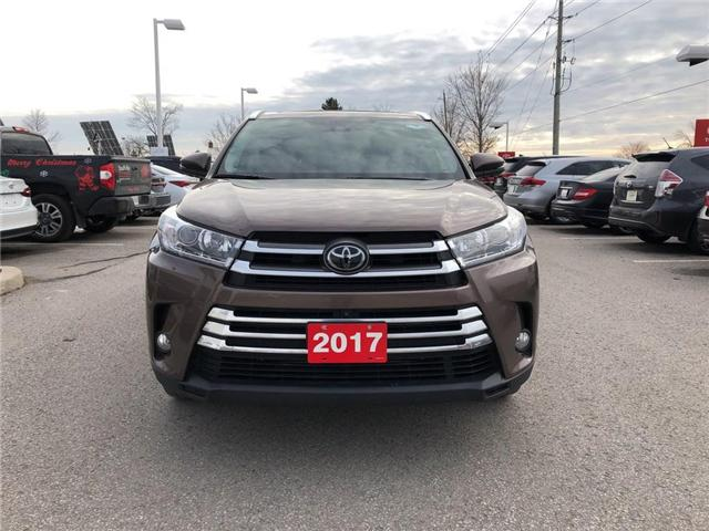 2017 Toyota Highlander Limited (Stk: 180299AA) in Whitchurch-Stouffville - Image 8 of 25