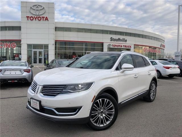 2016 Lincoln MKX Reserve (Stk: P1650) in Whitchurch-Stouffville - Image 1 of 25