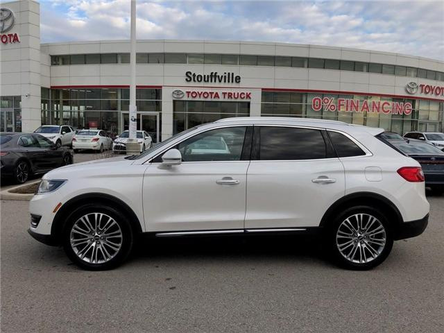 2016 Lincoln MKX Reserve (Stk: P1650) in Whitchurch-Stouffville - Image 2 of 25
