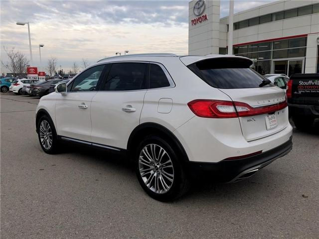 2016 Lincoln MKX Reserve (Stk: P1650) in Whitchurch-Stouffville - Image 3 of 25