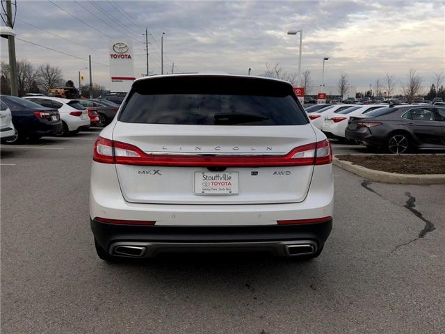 2016 Lincoln MKX Reserve (Stk: P1650) in Whitchurch-Stouffville - Image 4 of 25