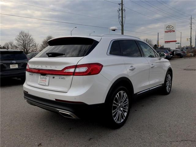 2016 Lincoln MKX Reserve (Stk: P1650) in Whitchurch-Stouffville - Image 5 of 25