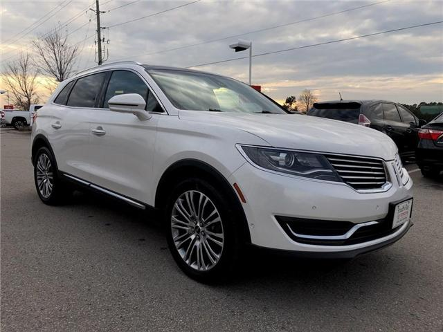 2016 Lincoln MKX Reserve (Stk: P1650) in Whitchurch-Stouffville - Image 7 of 25