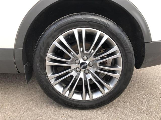 2016 Lincoln MKX Reserve (Stk: P1650) in Whitchurch-Stouffville - Image 9 of 25