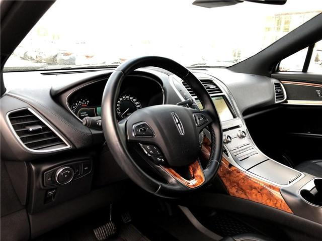 2016 Lincoln MKX Reserve (Stk: P1650) in Whitchurch-Stouffville - Image 11 of 25