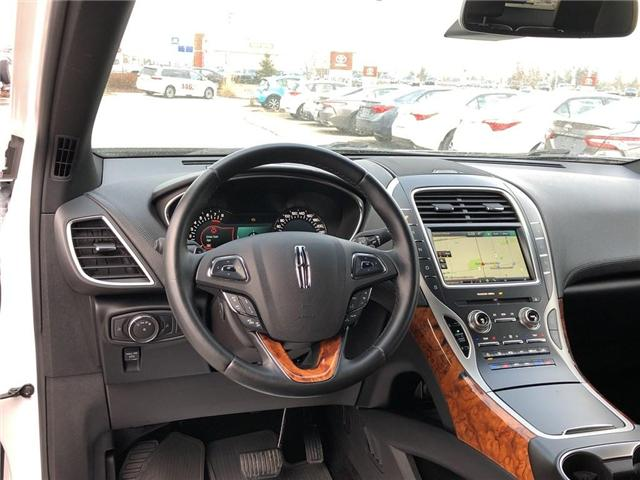 2016 Lincoln MKX Reserve (Stk: P1650) in Whitchurch-Stouffville - Image 12 of 25