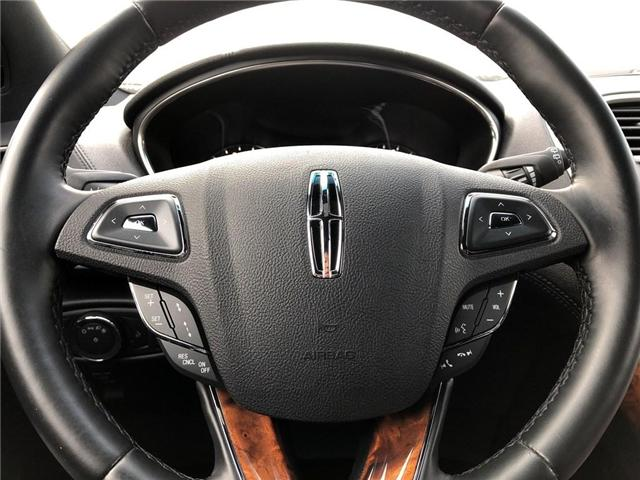 2016 Lincoln MKX Reserve (Stk: P1650) in Whitchurch-Stouffville - Image 13 of 25