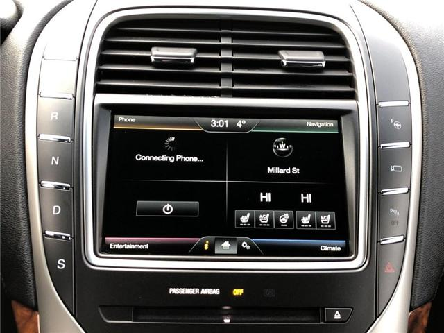 2016 Lincoln MKX Reserve (Stk: P1650) in Whitchurch-Stouffville - Image 17 of 25
