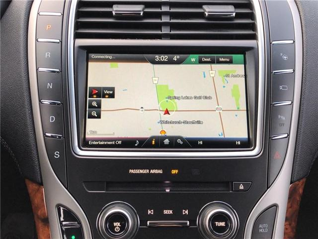 2016 Lincoln MKX Reserve (Stk: P1650) in Whitchurch-Stouffville - Image 21 of 25