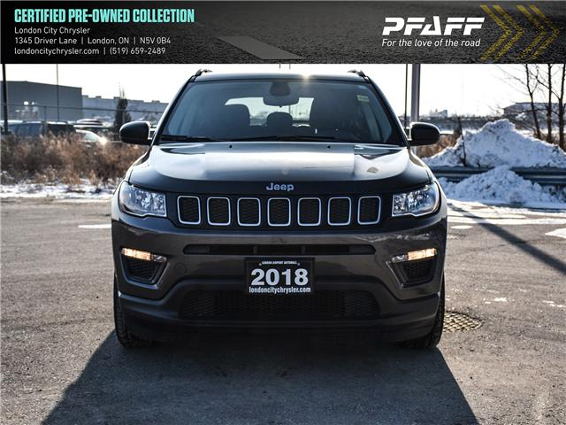 2018 Jeep Compass  (Stk: 8953A) in London - Image 2 of 20