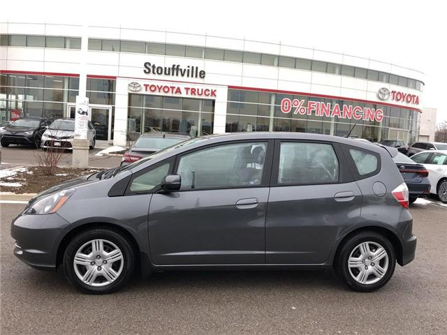 2012 Honda Fit LX (Stk: P1651A) in Whitchurch-Stouffville - Image 2 of 18