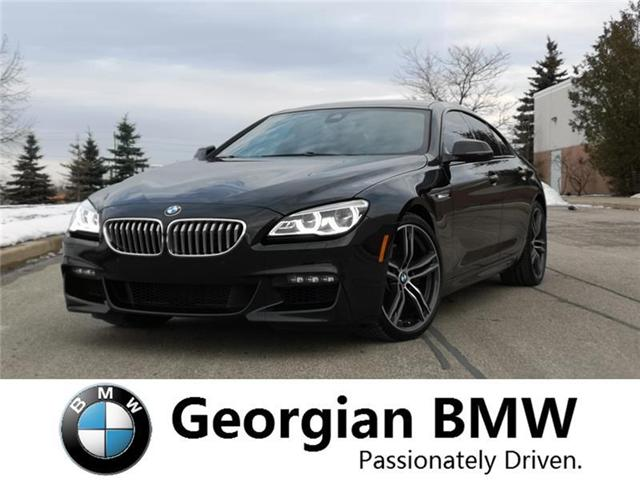 2019 BMW 650 Gran Coupe  (Stk: P1410) in Barrie - Image 1 of 22