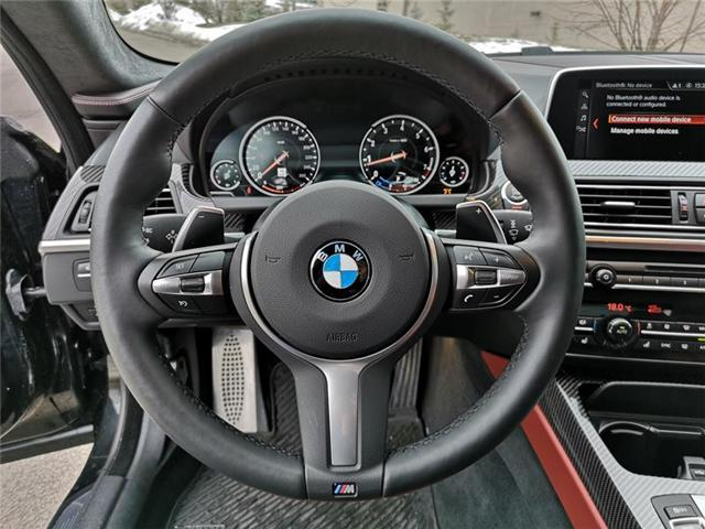 2019 BMW 650 Gran Coupe  (Stk: P1410) in Barrie - Image 14 of 22