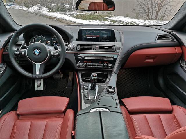 2019 BMW 650 Gran Coupe  (Stk: P1410) in Barrie - Image 20 of 22