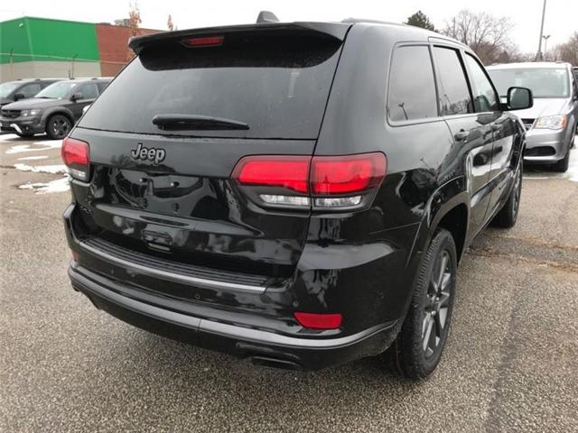 2019 Jeep Grand Cherokee Overland (Stk: H18643) in Newmarket - Image 5 of 20