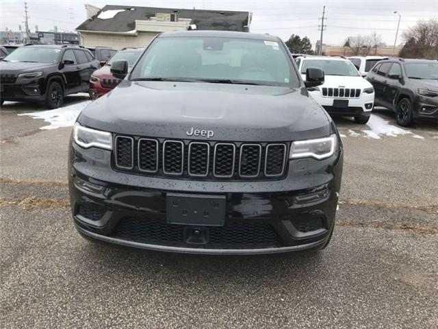 2019 Jeep Grand Cherokee Overland (Stk: H18643) in Newmarket - Image 8 of 20