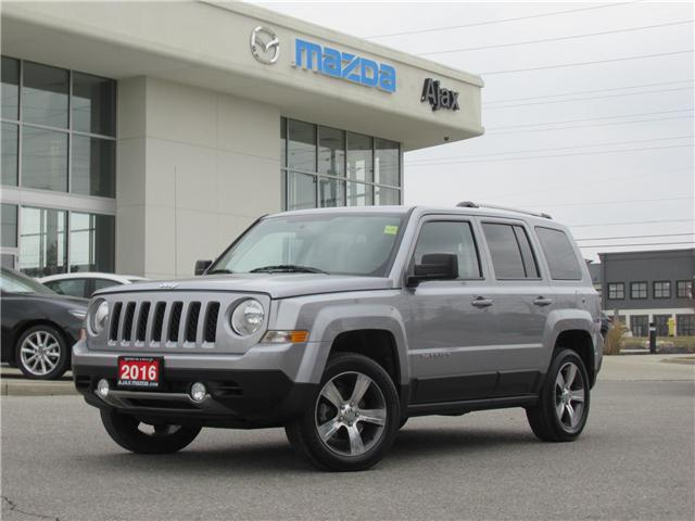 2016 Jeep Patriot  (Stk: S749A) in Ajax - Image 1 of 24