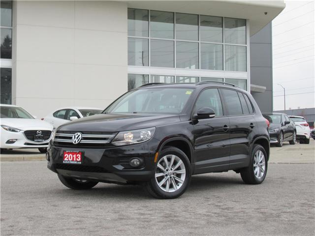2013 Volkswagen Tiguan  (Stk: T875A) in Ajax - Image 1 of 21
