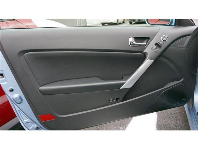 2010 Hyundai Genesis Coupe  (Stk: HN1259B) in Hamilton - Image 13 of 30