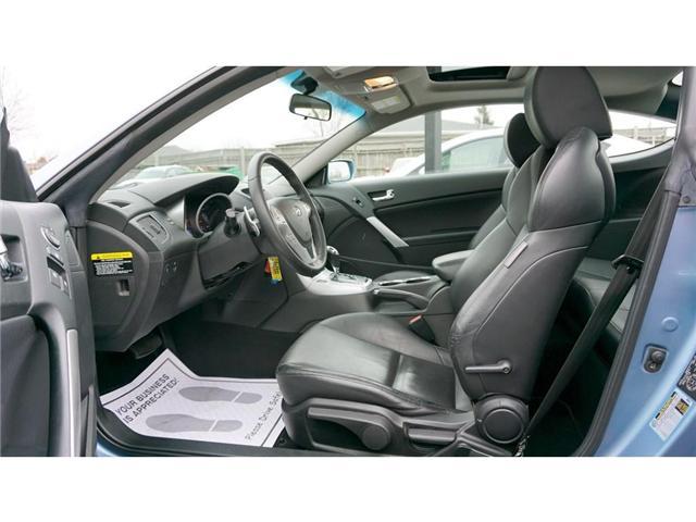 2010 Hyundai Genesis Coupe  (Stk: HN1259B) in Hamilton - Image 15 of 30