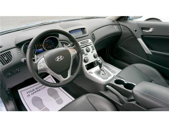 2010 Hyundai Genesis Coupe  (Stk: HN1259B) in Hamilton - Image 18 of 30