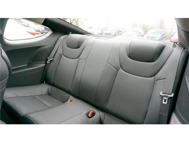 2010 Hyundai Genesis Coupe  (Stk: HN1259B) in Hamilton - Image 22 of 30