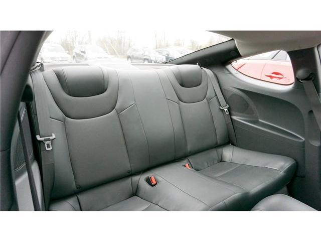 2010 Hyundai Genesis Coupe  (Stk: HN1259B) in Hamilton - Image 25 of 30