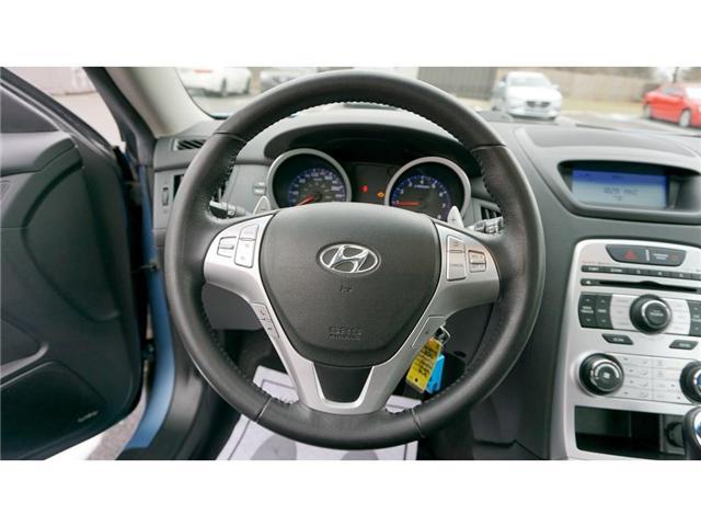 2010 Hyundai Genesis Coupe  (Stk: HN1259B) in Hamilton - Image 26 of 30