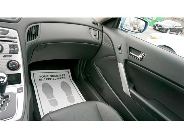 2010 Hyundai Genesis Coupe  (Stk: HN1259B) in Hamilton - Image 27 of 30