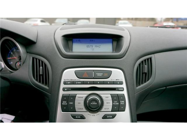 2010 Hyundai Genesis Coupe  (Stk: HN1259B) in Hamilton - Image 29 of 30