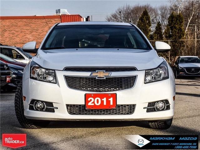 2011 Chevrolet Cruze  (Stk: N190119A) in Markham - Image 2 of 28