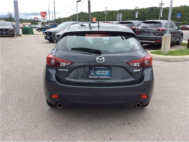 2015 Mazda Mazda3 GS (Stk: 03296P) in Owen Sound - Image 5 of 16