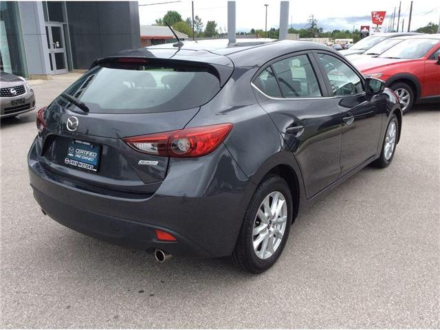 2015 Mazda Mazda3 GS (Stk: 03296P) in Owen Sound - Image 6 of 16