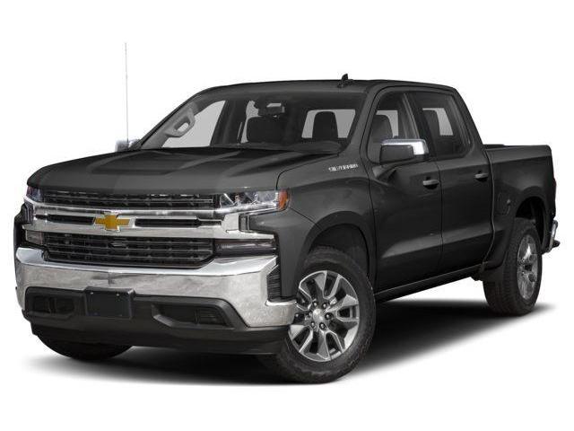2019 Chevrolet Silverado 1500 LT Trail Boss (Stk: 201852) in Brooks - Image 1 of 9