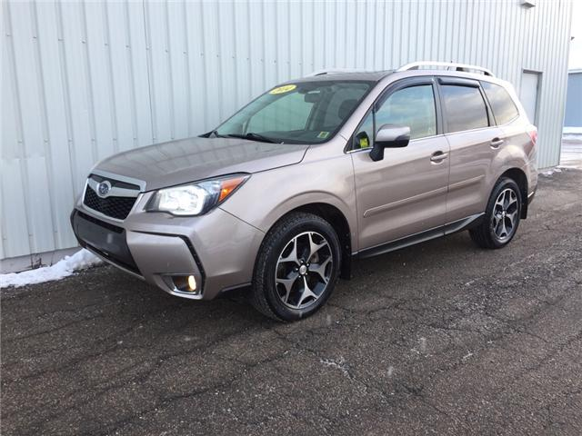 2014 Subaru Forester 2.0XT Limited Package (Stk: SUB1701TA) in Charlottetown - Image 1 of 30