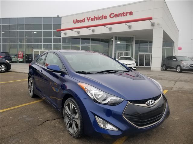 2013 Hyundai Elantra GLS (Stk: 2190439A) in Calgary - Image 1 of 28